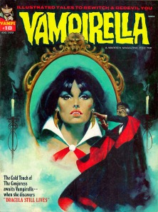 Vampirella 18 cover by Enrich