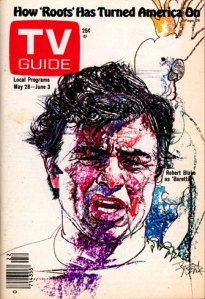 Bob Peak TV Guide Cover