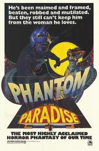 Adams/Corben 1-sheet for Phantom of the Paradise